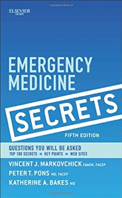 Emergency Medicine Secrets, 5e by Mosby