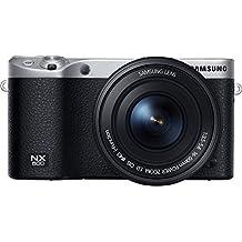 Samsung EV-NX500ZBMIDE - Kit cámara + 3.5-5.6/16-50 PZ ED OIS, color negro (importado)
