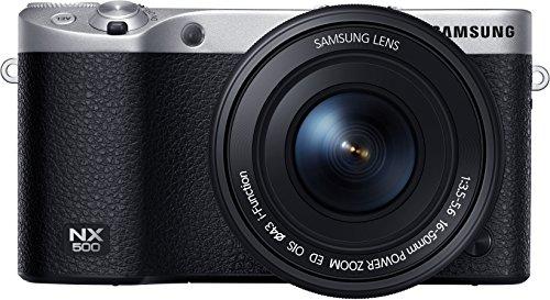 Systemkamera - Samsung - EV-NX500ZBMIDE - NX500 - Digitalkamera
