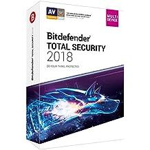 Bitdefender Total Security 2018 2 Ans 10 Appareils