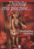 Image de J'habille ma poupée... : Destination vacances