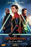 Spider-Man Far from Home - Australian Movie Wall Poster Print - 43cm x 61cm / 17 inches x 24 inches A2 Spiderman