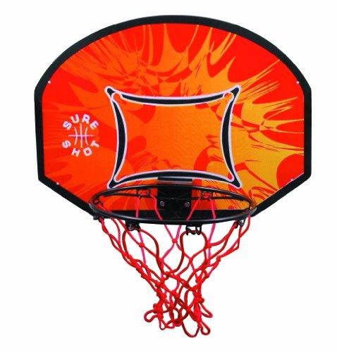 sure-shot-kids-canasta-de-baloncesto-para-ninos-color-naranja-negro-y-rojo