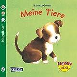 Baby Pixi, Band 12: Meine Tiere