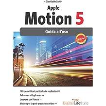 Apple Motion 5: Guida all'uso