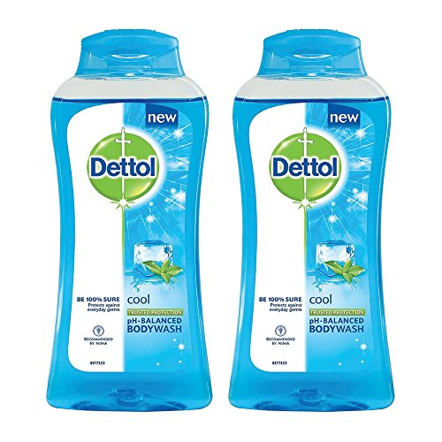 Dettol Cool Body Wash (250ML, Pack of 2)