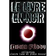 Le livre en noir