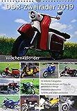Wochenkalender DDR Zweiräder 2019