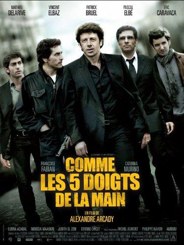 Bild von Comme les 5 Doigts - DVD  de la Main