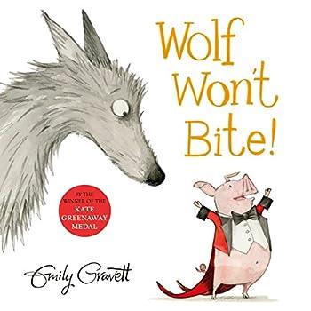 Wolf won't bite