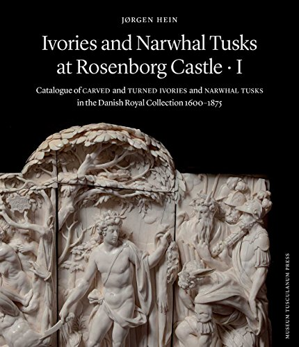 Ivories and Narwhal Tusks at Rosenborg Castle Ivory Castle