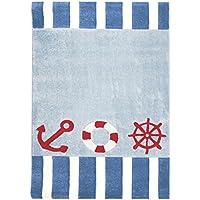 Tappeto per bambini Happy Rugs IN ALTO MARE 4 - azzurro 120x180cm