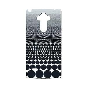 BLUEDIO Designer Printed Back case cover for LG G4 Stylus - G5477
