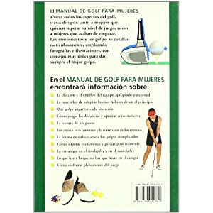 Manual de Golf Para Mujeres