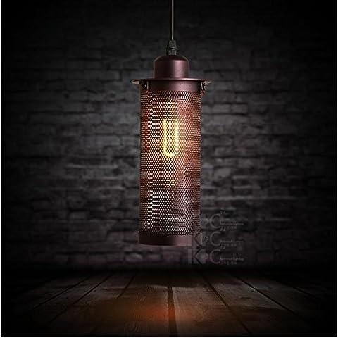 KHSKX Industriale americano in stile loft lampada