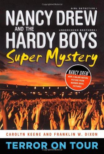 Terror on Tour (Nancy Drew/Hardy Boys, Band 1) - Drew Hardy Nancy Boys