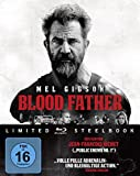 Blood Father - Steelbook [Blu-ray] [Limited Edition] - Mel Gibson, Erin Moriarty, Diego Luna