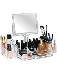 Rangement maquillage beaut et parfum - Rangement maquillage acrylique ...