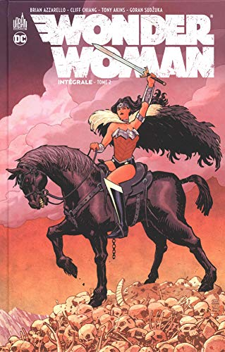 Wonder Woman Intégrale, Tome 2