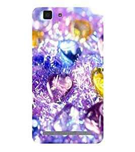 For Vivo X5Max :: Vivo X5 Max Shiney Pattern, Multicolor, Great Pattern, Amazing Pattern, Printed Designer Back Case Cover By CHAPLOOS