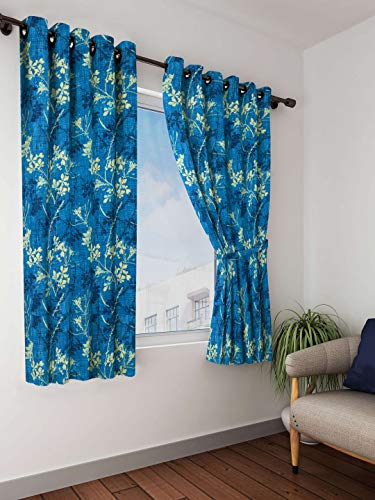 check MRP of fancy curtains for bedroom Cortina