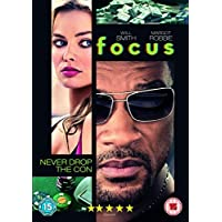 Focus [DVD] [2015] by Will Smith