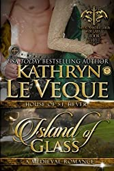 Island of Glass (The Dragonblade Trilogy) by Kathryn Le Veque (2012-07-25)