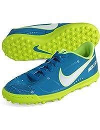 Nike JR Mercurialx VRTX III NJR TF - Zapatillas de fútbol de Neymar Jr, Unisex