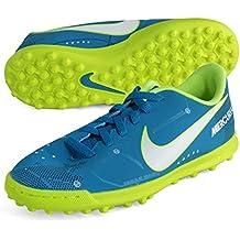 Nike MERCURIAL NEYMAR Niño Azul Zapatilla Futbol Turf - 38