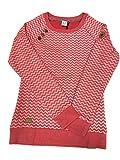 Ragwear Damen Sweatshirt Daria Zig Zag (S, pink)
