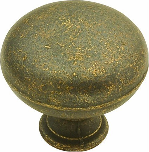 Hickory Hardware PA1218-WOA 1.25 In. Oxford Antique Windover Antique Cabinet Knob -