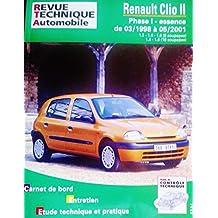 1 GRATUIT REVUE TÉLÉCHARGER TECHNIQUE CLIO 1.9D