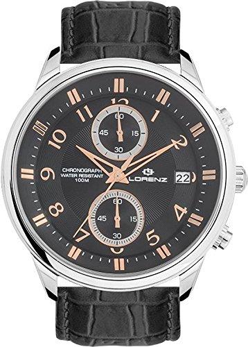 Lorenz 030017AA Herren Armbanduhr