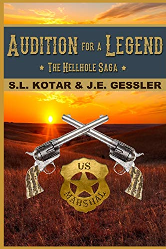 Audition for a Legend (The Hell Hole Saga, Band 2)