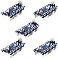 0046 B2Q Arduino Nano V3 Atmega 328P CH340G-Chip 5V//16Mhz