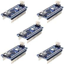 longruner Mini Nano V3.0 ATmega328P 5 V 16 M Micro controlador Junta módulo para