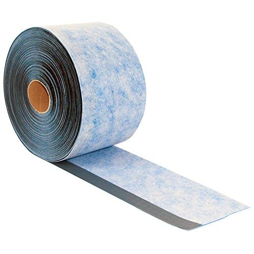 duschwannen dichtband Wannendichtband Fugenband mit einem 2cm selbstklebenden Streifen Länge: 25m