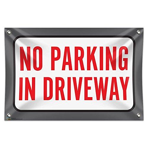 no-parking-in-auffahrt-838-cm-84-cm-x-559-cm-56-cm-mini-vinyl-flagge-banner-wandschild