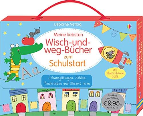 Meine liebsten Wisch-und-weg-Bücher zum Schulstart