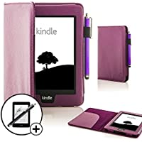 ForeFront Cases® custodia in pelle sintetica per Kindle Paperwhite 3G