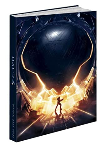 Halo 4 Collector's Edition: Prima Official Game Guide