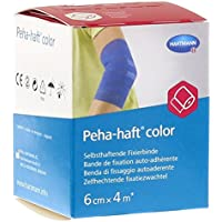 Peha haft Color latexfrei 6 cm x 4 m blau,1St preisvergleich bei billige-tabletten.eu