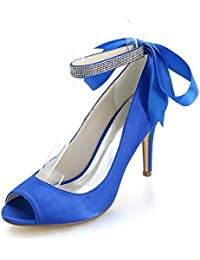 L@YC Zapatos De TacóN alto De Mujer Sandalias De TacóN TalóN Wedding / Party Night & Y5623-12K