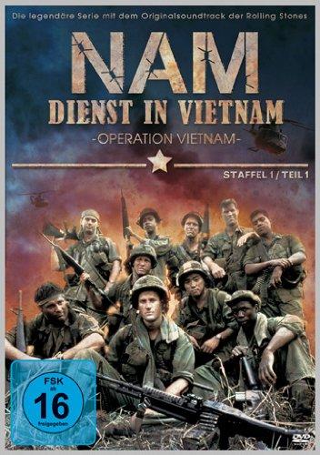 NAM - Dienst in Vietnam - Staffel 1, Teil 1 [4 DVDs]