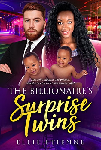 The Billionaire's Surprise Twins (BWWM Romance  Book 1)