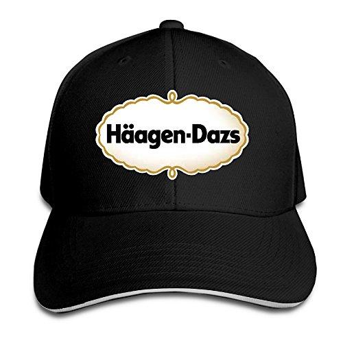 sunpp-haagen-dazs-logo-adjustable-snapback-baseball-cap-peaked-hat