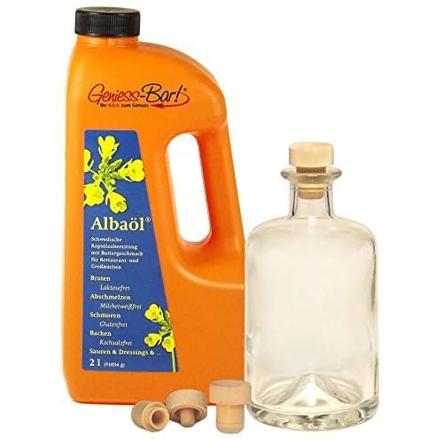 Albal 2l Original Butter L Cholesterin Laktosefrei Inkl Flasche Ausgieer