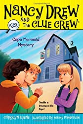 Cape Mermaid Mystery (Nancy Drew & the Clue Crew (Quality))