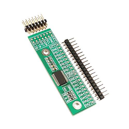 D DOLITY 3.0V-5.5V I/O Extension Board Expansion Module Erweiterungsmodul für Arduino -