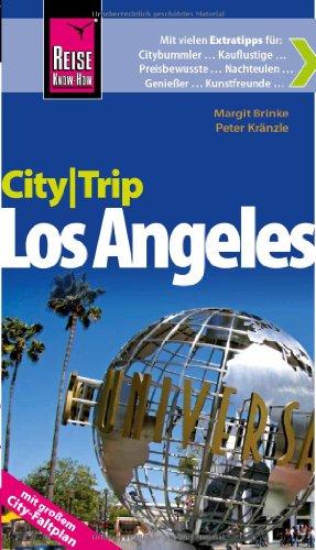 Reise Know-How CityTrip Los Angeles: Reiseführer mit Faltplan